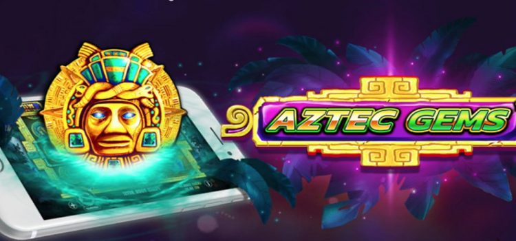 SLOT PRAGMATC PLAY - AZTEC GEMS